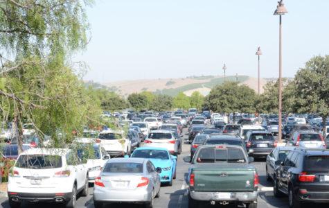 Students' Parents Spoil Parking