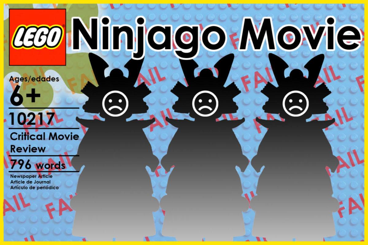 LEGO Ninjago Movie Fails to Use Potential