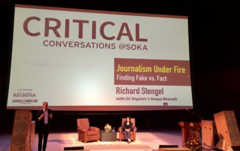 Soka University Hosts Journalism Under Fire Symposium