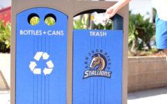 Garbage Isn't Going To Waste