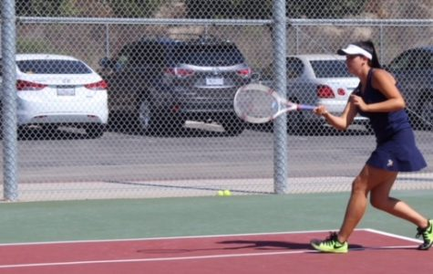 Girls' Tennis Aces the Competition