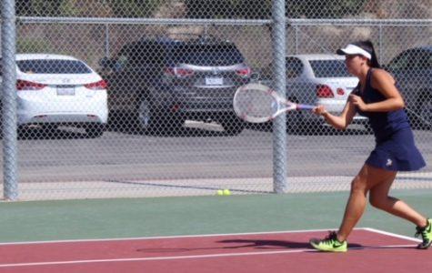 Girls' Tennis Rallies
