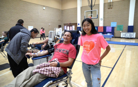 Students Host Blood Drive in Honor of Las Vegas Shooting Victims