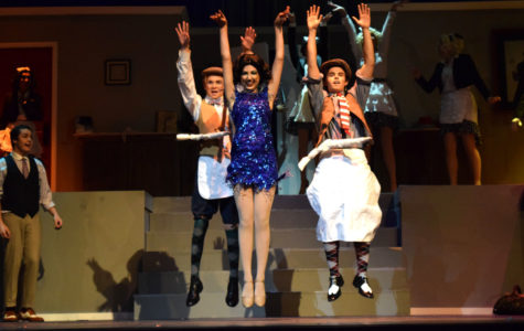 "Theater Puts on ""The Drowsy Chaperone:"" a Roaring Success"