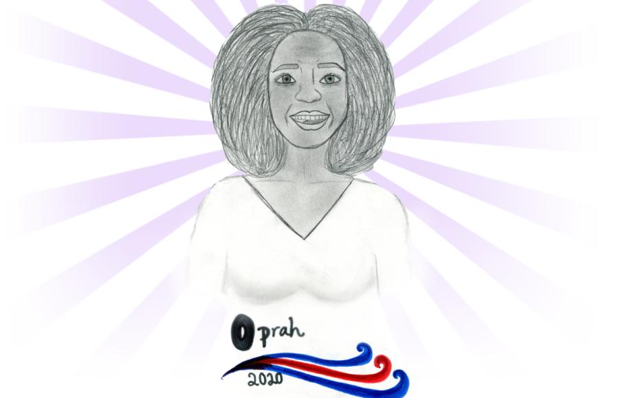 Oprah Winfrey Gives President Trump a Run for his Money
