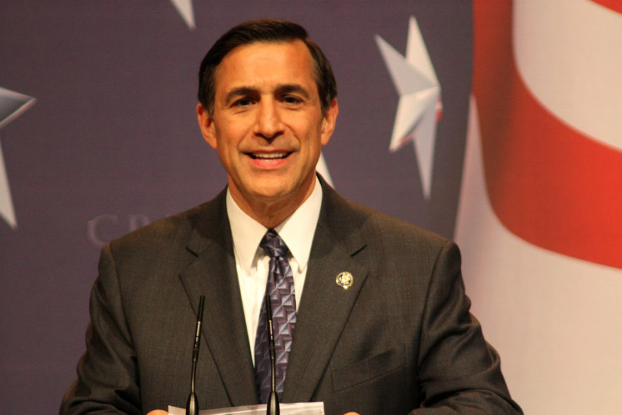 Congressman+Darrell+Issa+announced+his+retirement+from+the+49th+district+after+it+became+clear+that+his+re-election+was+unlikely.+He+may+run+in+Duncan+Hunter%27s+spot+in+the+52nd+District+of+California%2C+although+nothing+has+been+confirmed.+