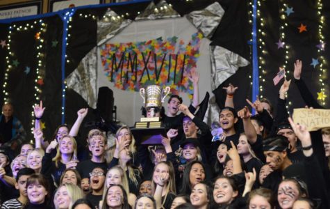 Seniors Win Clash of Classes