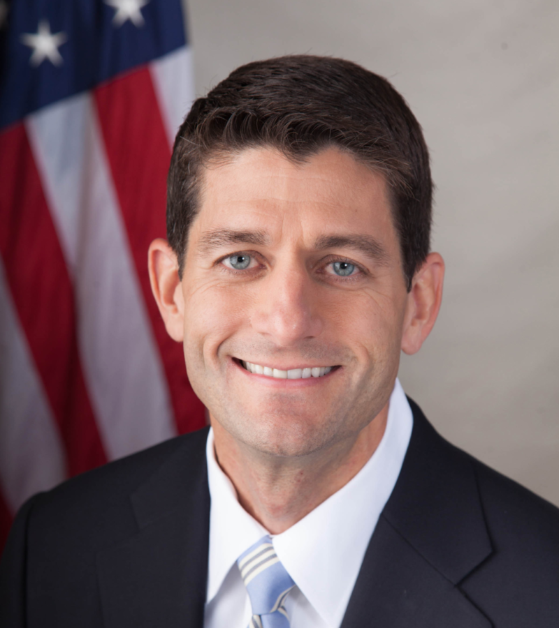 Paul Ryan will not seek re-election in November. He credits his wanting more time with his family for the decision.