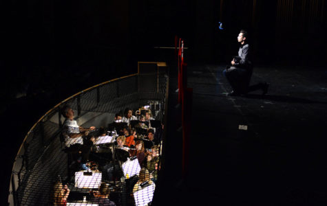 Final Tune-Ups for Les Misérables Pit Orchestra