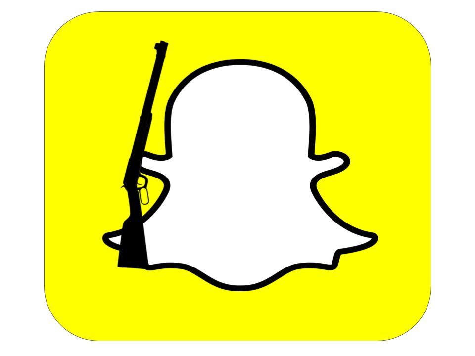 The original threat came from Snapchat. Authorities found that it was an old image that had been used to threaten several other schools.