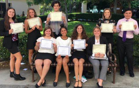 Model U.N. Team Wins Awards at South County Competition