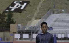 Tony Wang Kicks Off The Season On Varsity Football