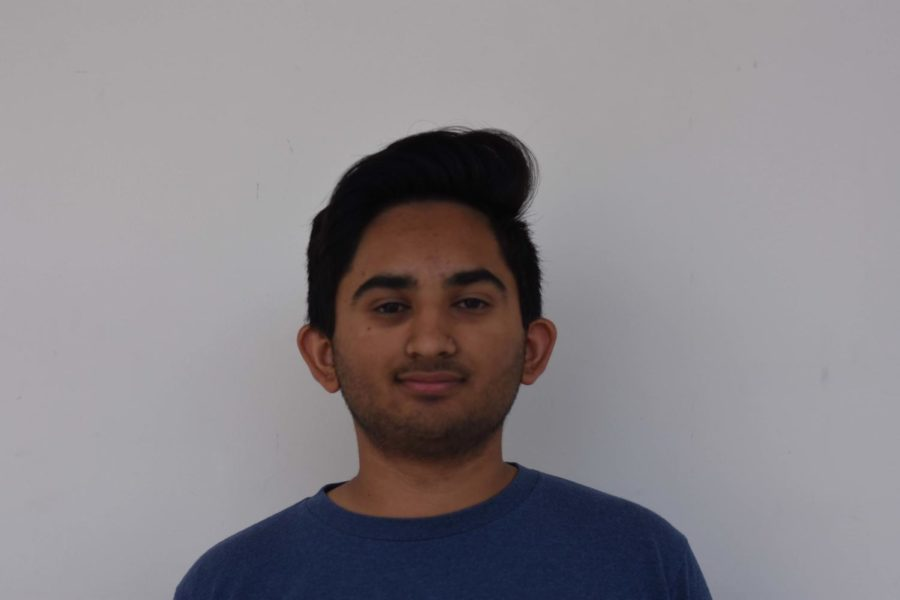 """Senior, Ataliwala Akshat, is also a student at SJHHS that was born the day the planes hit the twin towers. """"A lot of people forget your birthday,"""" said Akshat but """"the people that you share your birthday with have a connection,"""" he said."""