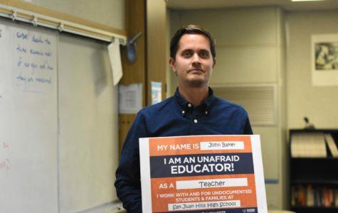 Unafraid Educators Movement Continues to Grow