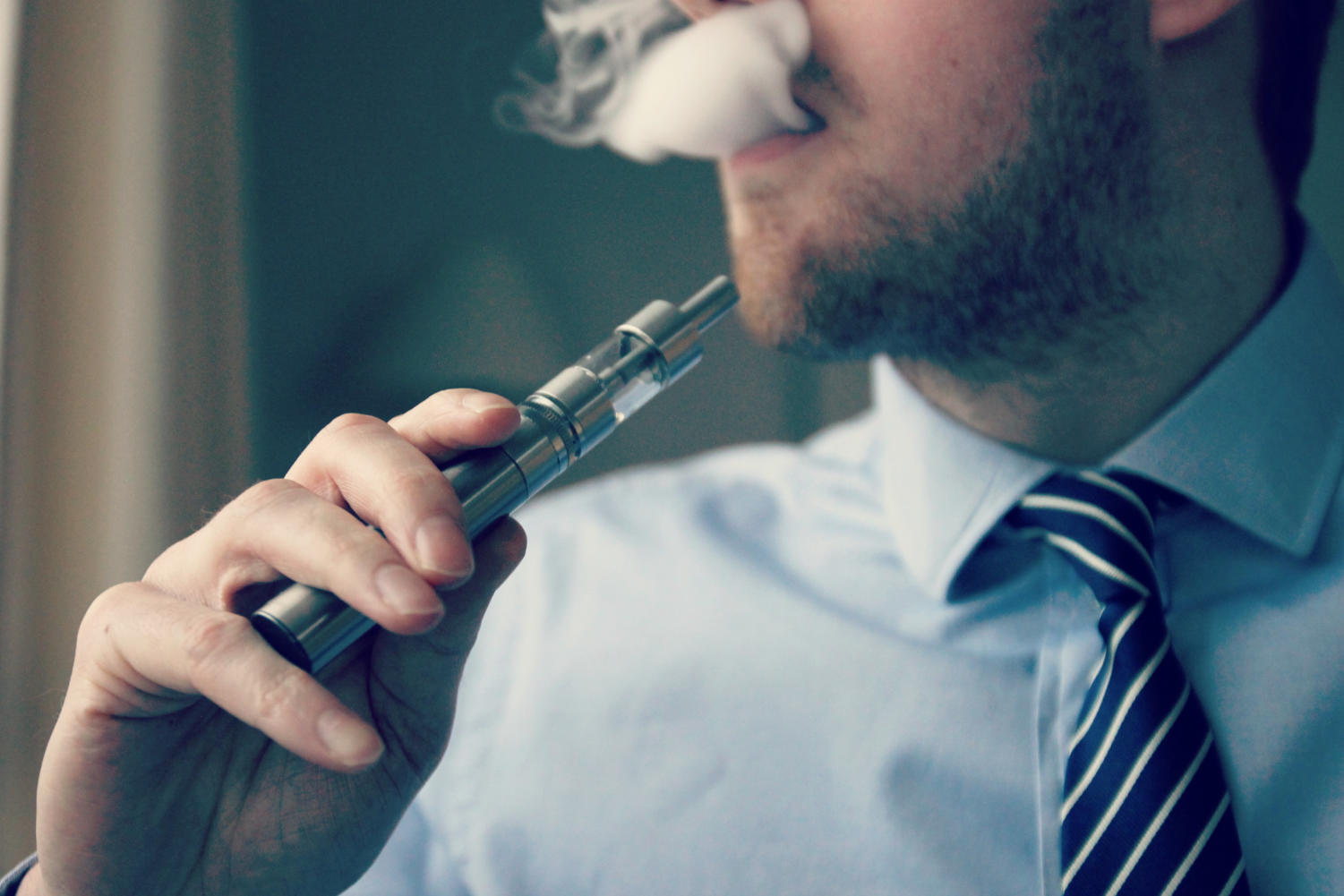 The number of vapers has been increasing rapidly - from about seven million in 2011 to 35 million in 2016.