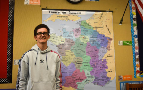French Exchange Student Takes on the American School System