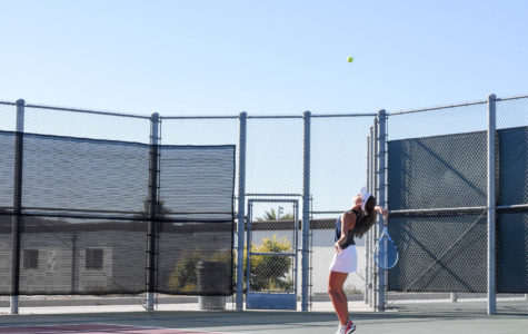 Tennis Rallies to CIF Individuals
