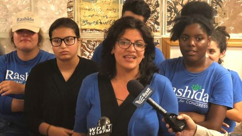 Rep. Rashida Tlaib has the Right to Speak Her Mind