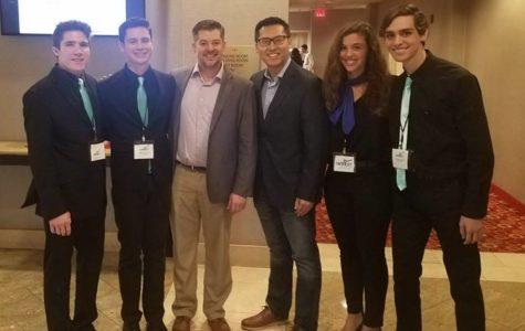Virtual Enterprise Class Wins Big in Bakersfield