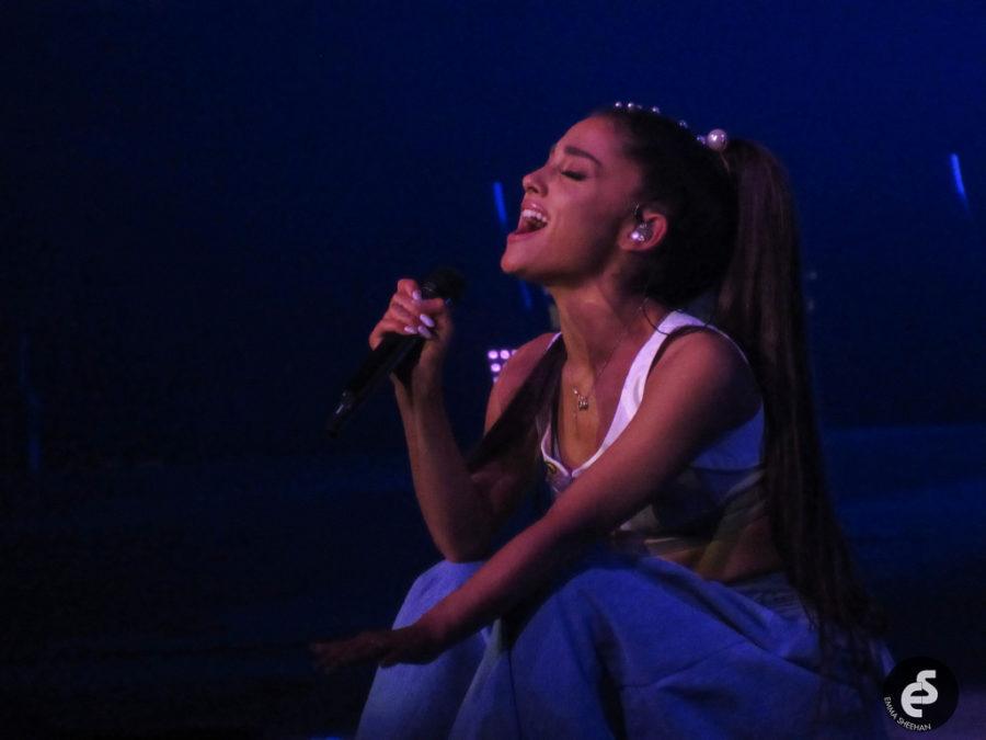 Ariana Grande: A Legend On The Rise