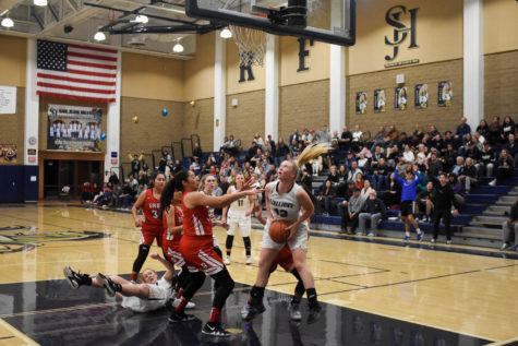 Girls Basketball Breaking Boundaries