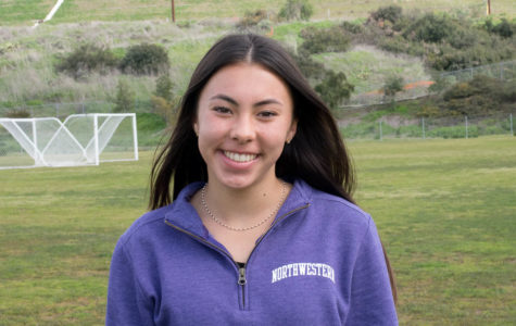 Sophomore Commits to Northwestern University