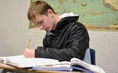 Ryan Marin Exceeds Academically as a Sophomore