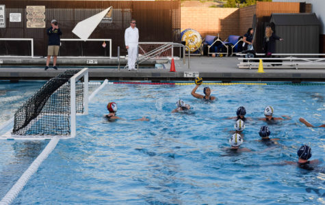 Girls Varsity Water Polo Scores Big in League