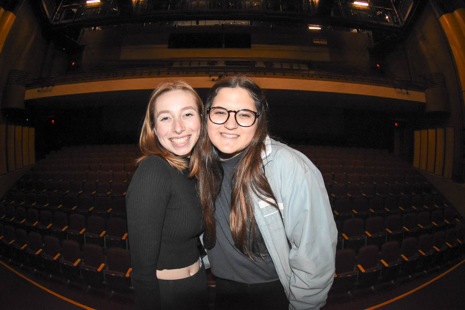 Olivia Price and Sierra Young recently got admitted to Carnegie Mellon University, for technical theater, the best program in the country. Young designed sets and Price designed lighting for many Stallion Theater Company shows, and they look forward to continuing their education doing what they love.