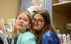 Lila Holley and Sierra Young Recognized as Varsity Artist Finalists