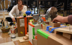 Sophomore Rube Goldbergs