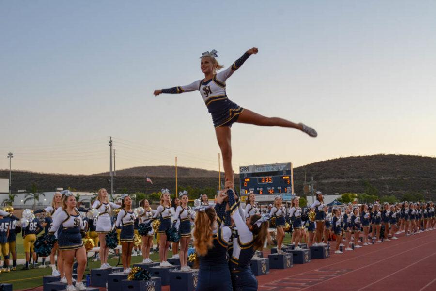 CheerleaderDoingAThing_Villar