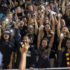 Seniors Feel the Loss of Seniority as Juniors Tackle the Student Section During Football Games