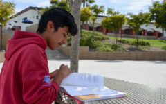 Daniel Fernandez (10) participates in San Juan Capistrano's Breakthrough program. Aimed towards aiding students who may have been given less benefits in life, Breakthrough gives kids the position to advance academically with equal opportunity.