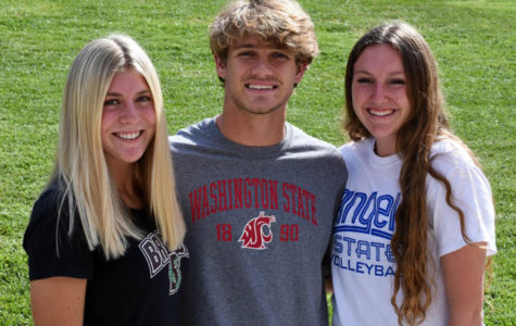 Athletes Commit to their Future by Committing to College