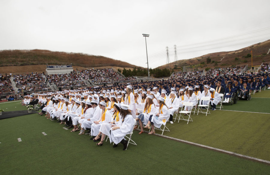 Graduation Gown Colors Spark Debate Among Seniors
