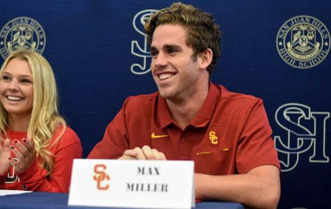 Water Polo MVP Ranks First in Southern California
