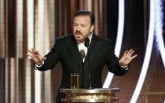 Gervais' Golden Globes Speech Calls Out Hypocrisy of Hollywood