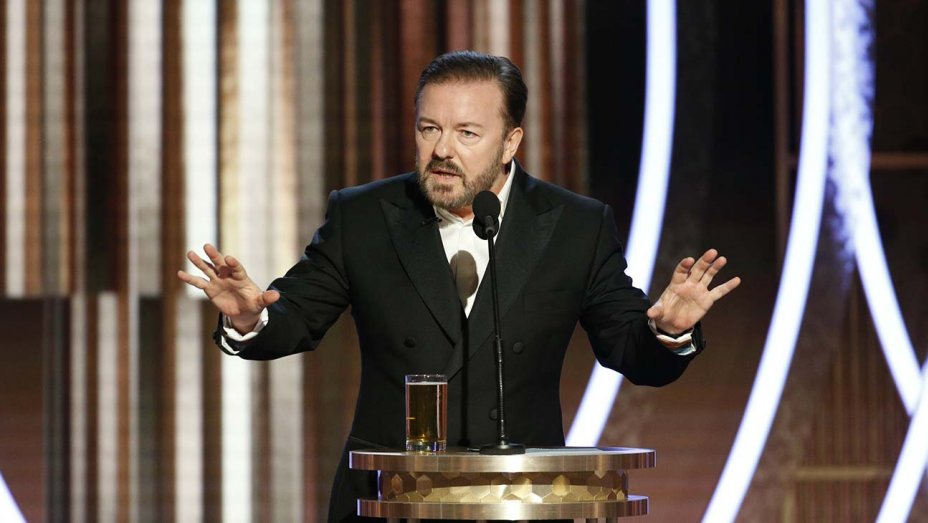 Ricky Gervais hosted the Golden Globes and addressed the nation about important topics. He mentioned the lack of diversity in those who were nominated for awards and told Hollywood they need to fix the problem.