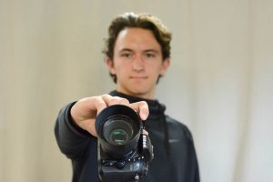 Aspiring Photographer and Videographer Makes a Name for Himself in the Media