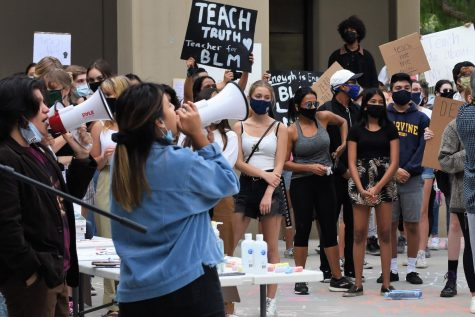 Student Group Engages District Leaders for Change Against Racism