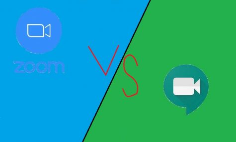 Since the start of online school last year, it has been hotly debated whether Zoom or Google Meets is the better option.