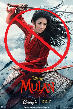 Mulan (2020) made its debut on September 4, 2020 and immediately faced controversy. The filming location, Xinjiang, is especially disputed, considering Xinjiang is also the area holding Muslim concentration camps.