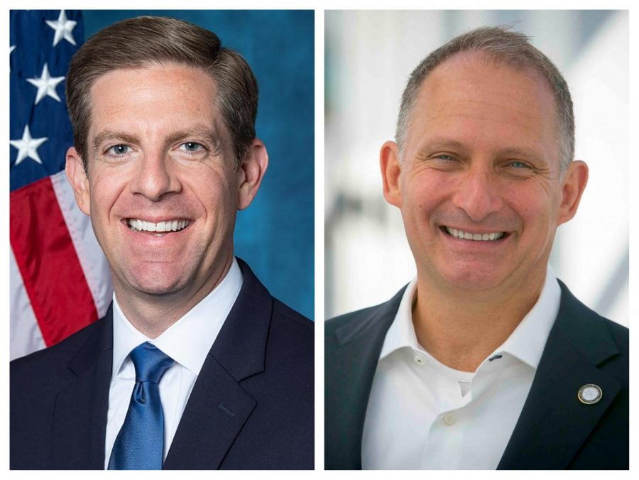 Incumbent+candidate+Mike+Levin+will+face+Brian+Maryott+in+a+race+to+win+the+seat+of+the+49th+district.+