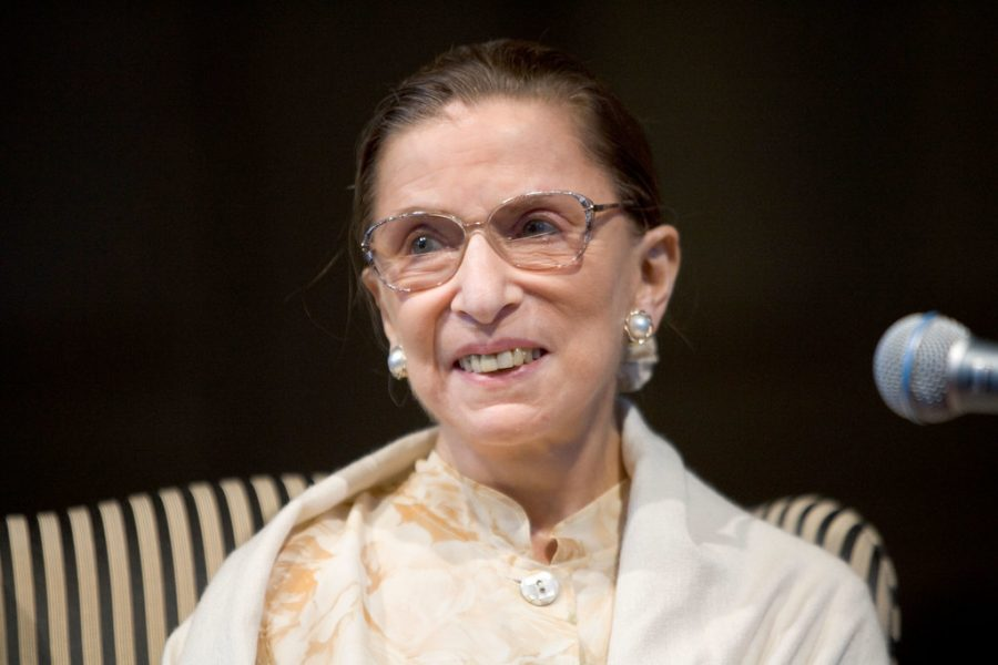 Supreme+Court+Justice+Ruth+Bader+Ginsburg+recently+died+at+87+years+old.+She+was+an+advocate+for+gender+equality+and+significantly+impacted+society+today.