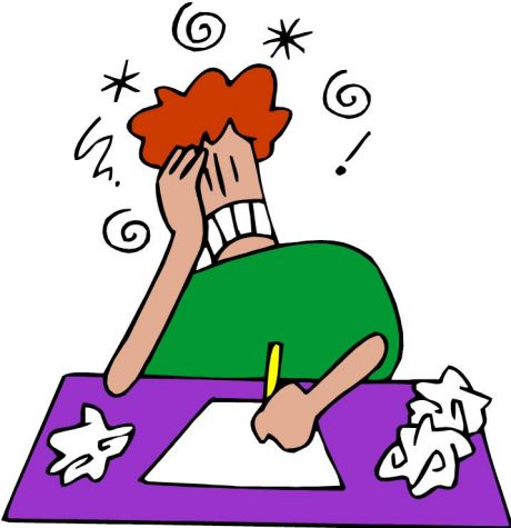 Free image/jpeg, Resolution: 716x739, File size: 45Kb, Frustrated Student Cartoon