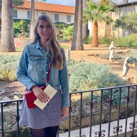 Spanish teacher Marguerite Morlan is headed to Barcelona on the Fulbright research grant. She will be studying sociolinguistic patterns to see how they impact political sentiment.