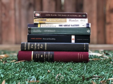 Classic books, such as these, are some of the most widely read and know books of all time. But are they still conveying their strong messages in the classroom?