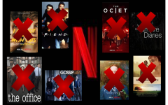 Some of the most beloved shows on Netflix, including The Office and Friends are marked with an
