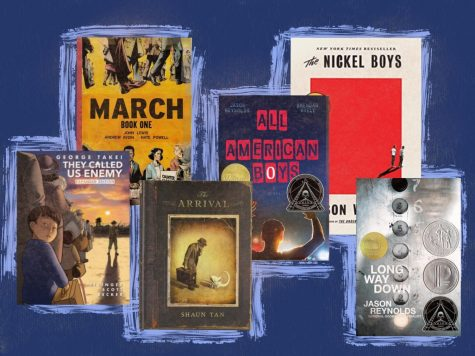 "Along with Ethnic Studies, Reischl has worked to propose new literature into the classroom. Some of the novels include ""All American Boys"" by Jason Reynolds, and ""March: Book One"" by John Lewis."